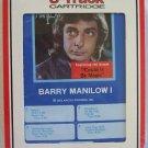 Barry Manilow I Vintage 8 Track Tape Sealed NOS 1973