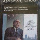 Mantovani Orchestra Romantic Hits 8 Track Tape Sealed