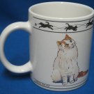 Cat Lovers Mug Turkish Van and Chartreux Kitty New B