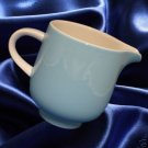 PREMIERE COLORAMA BLUE D7550 DINNERWARE CREAMER JAPAN