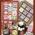 LITTLE QUILT COLLECTION QUILTING SEWING PATTERN NEW