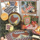 PLASTIC CANVAS QUICK KITCHEN SETS PATTERN BOOKLET