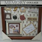 PET CAT KITTEN MEMORY COLLAGE SCRAPBOOKING  KIT NEW