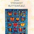 STARGAZEY BUTTERFLIEZ QUILT QUILTING SEWING PATTERN