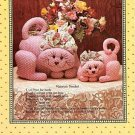 GREAT CATSBY CAT CRAFT SEWING PATTERN MAKES 2 SZ KITTYS