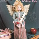 PLASTIC CANVAS PATTERN HEAVENLY MESSENGERS PATIENCE NEW