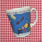DISNEY CHEF WINNIE THE POOH PIGLET COOKING MUG CUP CUTE
