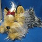 Yorkie Yorkshier Terrier Puppy Dog Plush Animal Alley