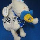 Serta Baby Sheep 1/16 Plush Stuffed Animal Curto MWT