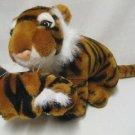 Tiger Wild Cat Mom Baby Plush Stuffed Animal Sugar Loaf