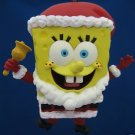 SPONGEBOB SQUAREPANTS SANTA CHRISTMAS ORNAMENT MIB NEW