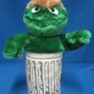 Sesame Street OSCAR GROUCH Plush Stuffed Animal Muppets