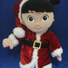 DISNEY MONSTERS INC HOLIDAY BOO PLUSH DOLL CHRISTMAS