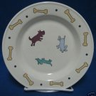 RAINING CATS & DOGS CITATIONS 1 SALAD LUNCH PLATE NR