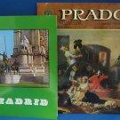 VINTAGE MADRID SPAIN PRADO MUSEUM SOUVENIR BOOKS 2 1984