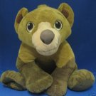DISNEY BROTHER BEAR KODA TALKING PLUSH COLLECTIBLE CUTE
