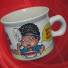 CAMPBELL SOUP KID AFRICAN AMERICAN COLLECTIBLE MUG CUP