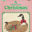 COUNTED CROSS STITCH GORDON FRASIER CHRISTMAS PATTERNS