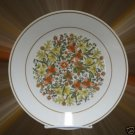 CORELLE INDIAN SUMMER DINNERWARE 2 DINNER PLATES FLORAL