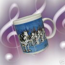 MOOSICAL MUSICAL COWS JAZZ R&B RHYTHM BLUES MUG CUP WOW
