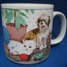 PET LOVER PUPPY KITTEN DOG CAT MUG CUP GROOMER VET GIFT
