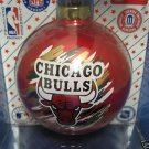 NBA CHICAO BULLS BASKETBALL TEAM LOGO XMAS ORNAMENT NEW