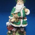 Ethnic Ireland Santa Irish Father Christmas Figurine