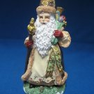 Ethnic Greece Santa St Nicholas Christmas Figurine NIB