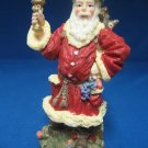 Ethnic England Santa Father Christmas British Figurine