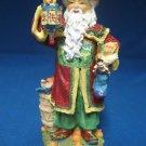 Ethnic China Santa Nice Old Father Christmas Figurine