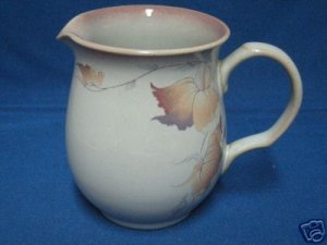 DENBY LANGLEY TWILIGHT DINNERWARE 1 CREAMER PITCHER NR