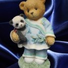 CHERISHED TEDDIES LIAN FRIENDSHIP SPANS MANY MILES 1996