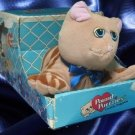 POUND PURRRIES TABBY CAT PLUSH COLLECTIBLE TONKA 1986