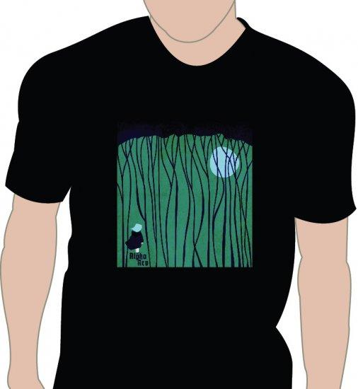 t-shirt - forest moon