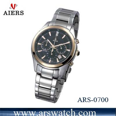 high quality stainless steel watch ARS-0700