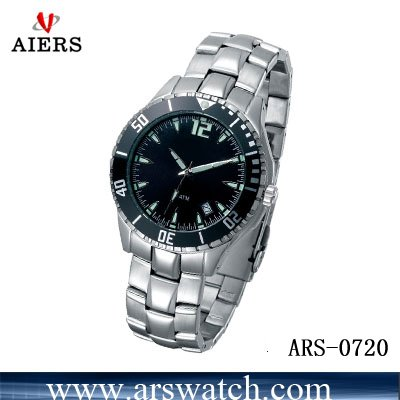 high quality stainless steel watch ARS-0720