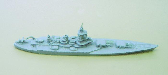 War Room Replica - Dunkerque French Battleship