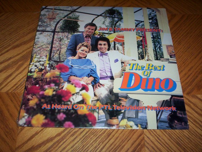 The Best of Dino (Sealed LP)
