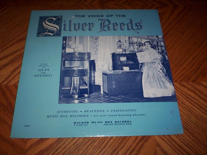 The Voice of Silver Reeds ( Sealed LP )