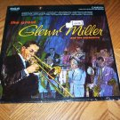The Great Glenn Miller and His Orchestra Sealed LP