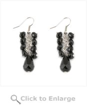 Midnight Mystique Earrings