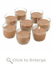 Almond Biscotti Votive Candles