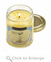 Lemon Cookie Scented Candle