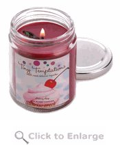 Cherry Chip Scent Candle