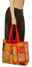 Multi Color Tote Bag