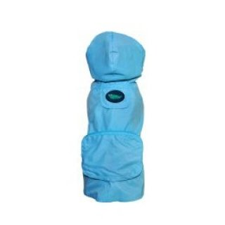 Blue Alligator Raincoat