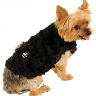 Fabulous Dog Coat - Black