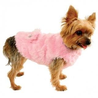 Fabulous Dog Coat - Pink