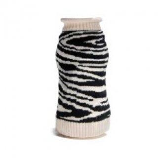 Glitter Zebra Sweater