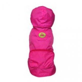 Hot Pink Crab Raincoat
